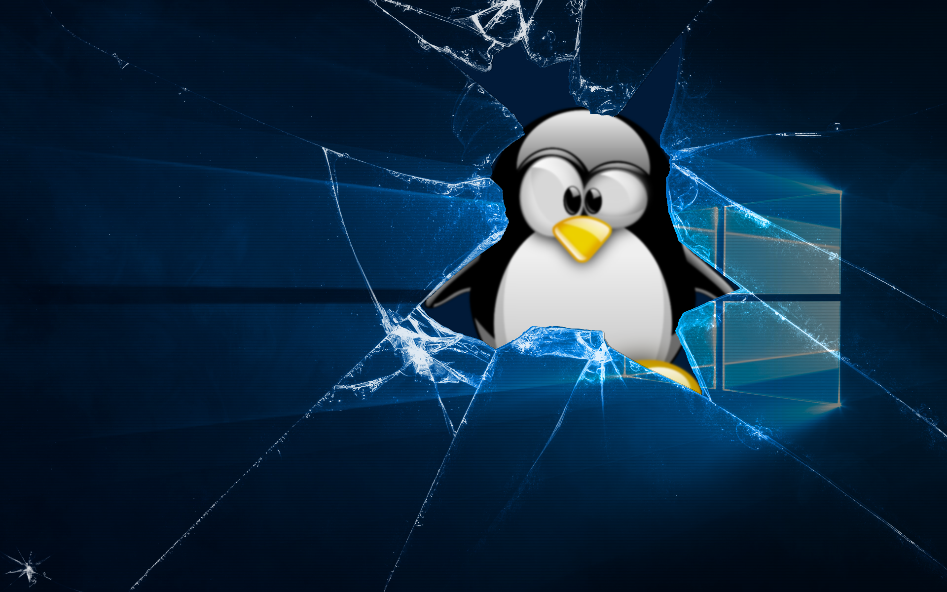 Переход с Windows на Linux.