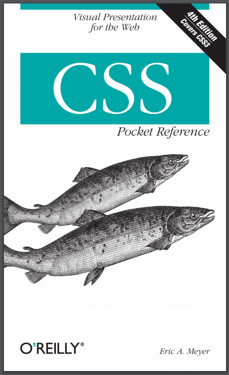 CSS Pocket Reference. 4th. Eric A. Meyer