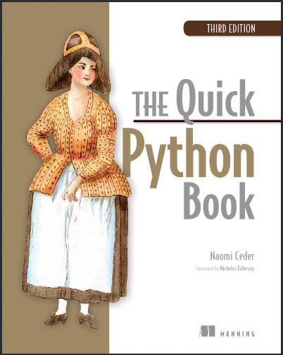The Quick Python Book. Naomi Ceder