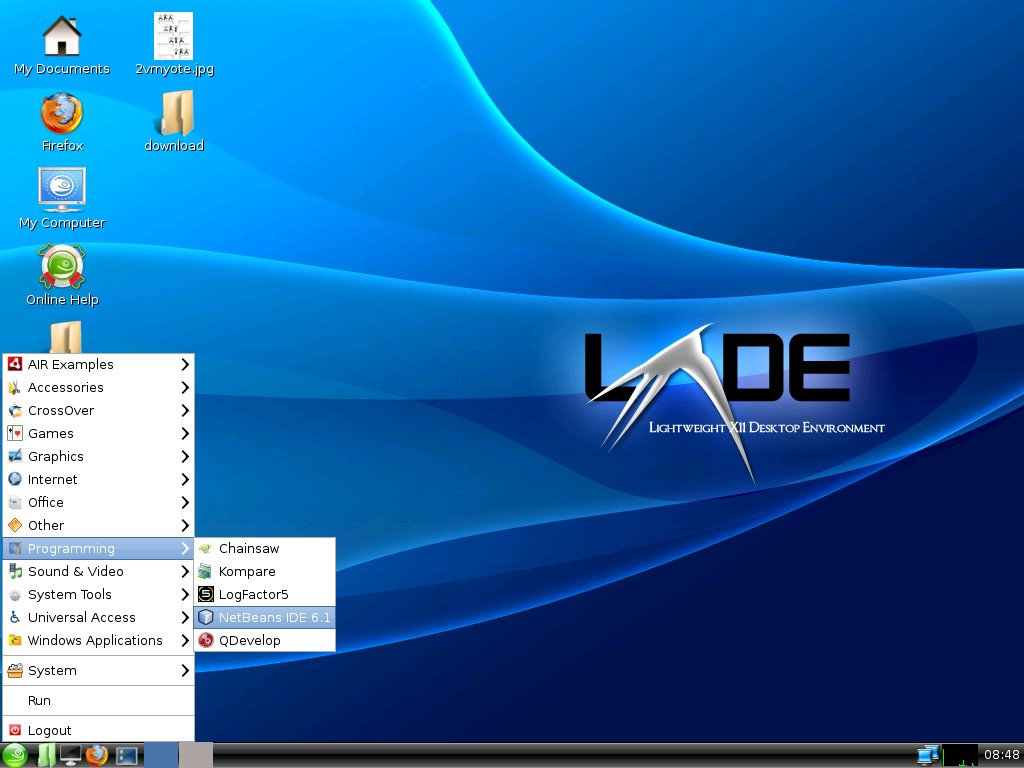 lxde linux